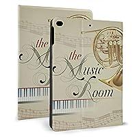 SORA 音楽部屋3 iPad 10.2 ケース iPad 8 ケース(2020モデル) iPad 第7世代 ケース (2019モデル) Apple Pencil 一代収納可能 ipad 10.2 インチ (2019/2020秋発売新型)アイパッド ケース10.2 2020 第8世代
