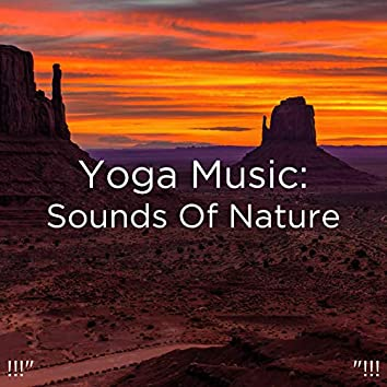 """!!!"""" Yoga Music: Sounds Of Nature """"!!!"""