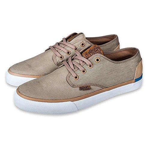 Djinns ,  Herren Sneaker Low-Tops , Beige - beige - Größe: 43 EU