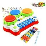 GoStock Juguete Musical del Bebé para Niños y Niñas Instrumento...