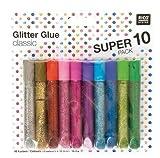 GLITTER GLUE CLASSIC 10 TUBEN