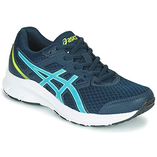 ASICS JOLT 3 GS, Zapatillas para Correr, French Blue Digital Aqua, 36 EU