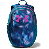 Under Armour Adult Scrimmage Backpack 2.0 , Teal Vibe (417)/Optic Purple , One Size Fits All