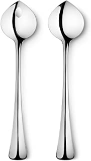 Georg Jensen Rebecca Duo Stainless Steel Salad Servers 3391315