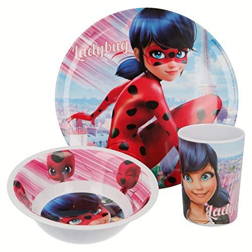 Set de desayuno Ladybug