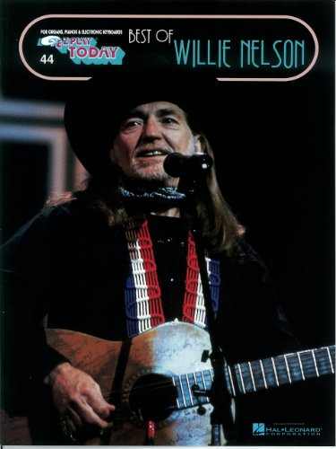 Best of Willie Nelson Songbook: E-Z Play Today Volume 44 (English Edition)
