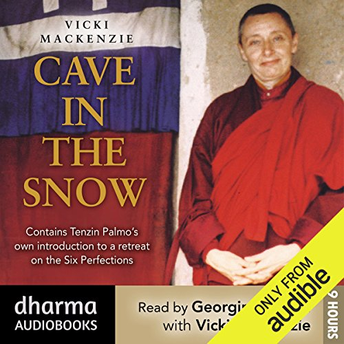 Cave in the Snow audiobook cover art