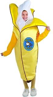 Forum Novelties Fruits and Veggies Collection Appealing Banana Child Costume, Medium