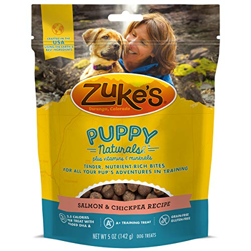 Zuke's Puppy Naturals Puppy Treats Salmon and...