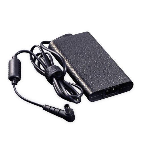 LEICKE UltraSlim Netzteil für Sony VAIO T Ultrabooks | 16V 4A 64W | 6.5 * 4.4mm Stecker Bitte Steckermaße beachten! Ersetzt PCGA-AC16V6