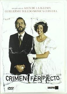 Ferpect Crime ( Crimen ferpecto ) [ NON-USA FORMAT, PAL, Reg.2 Import - Spain ] by Guillermo Toledo
