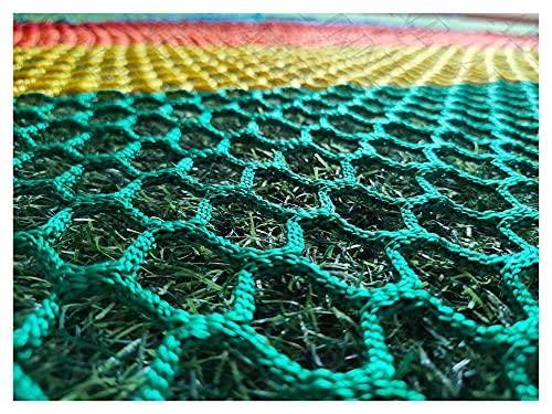 AEINNE Golf Driving Range Perimeter Netting, Golf Practice Net Replacement Material Soccer Goal Net Sports Netting Backstop Baseball Hockey Net Netting Fields Fence Rebounder Nets for Catching Balls