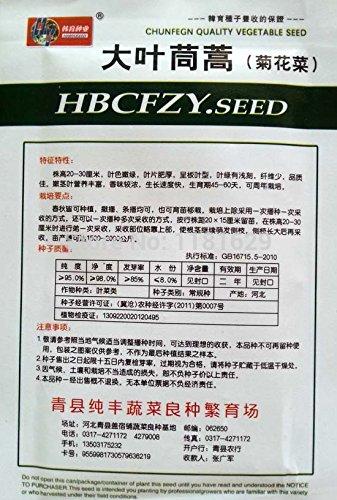 (Mélanger l'ordre minimum 5 $) 1 emballage d'origine 1500pcsCrowndaisy Oxeyedaisy, oxeyedaisy crowndaisy Couronne marguerite balcon semences livraison gratuite
