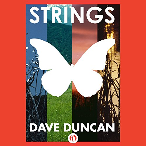Strings Audiobook By Dave Duncan cover art
