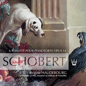 Schobert: Six sonates pour pianoforte, Op. 14