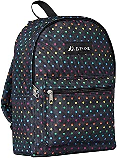 Everest Basic Pattern Backpack