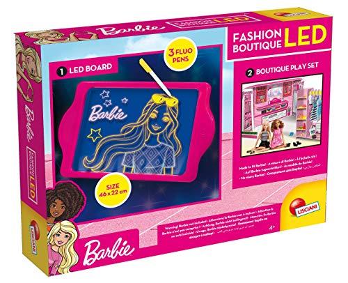 Liscianigiochi- Barbie Fashion Boutique Designer, Multicolore, 68258