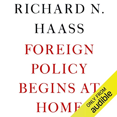 Foreign Policy Begins at Home audiobook cover art