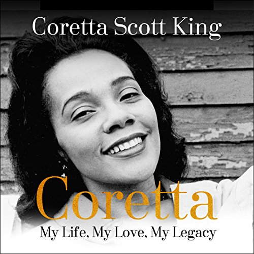 Coretta audiobook cover art