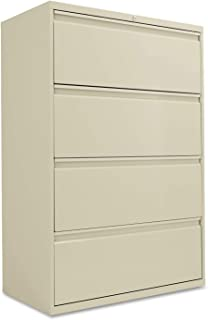 ALELA543654PY - Best Four-Drawer Lateral File Cabinet