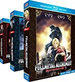 Fullmetal Alchemist: Brotherhood-Intégrale + OAVs-Edition Saphir-[9 Blu-Ray] +Livrets