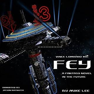 Fey audiobook cover art