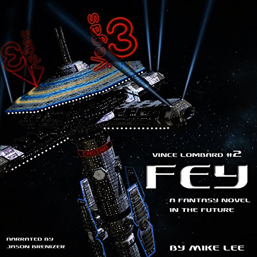 Fey audiobook cover art