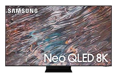 SAMSUNG 65-Inch Class Neo QLED 8K QN800A Series - 8K UHD Quantum HDR 32x Smart TV with Alexa Built-in (QN65QN800AFXZA, 2021 Model)