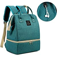 Vcoool Breast Pump Double-layer Fresh-Keeping Backpack