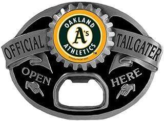 MLB Tailgater Belt Buckle with Bottle Opener