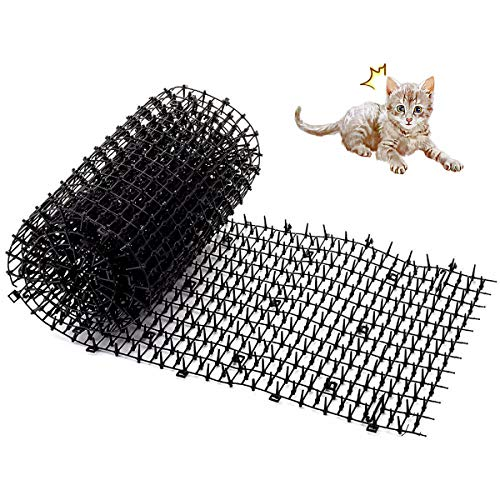 Dibiao Cat Scat Mat with Spikes, Cat Dog Animal Spikes Repellent Deterrent...