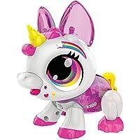 Build a Bot Sonido activado unicornio Robot Juguete para mascotas