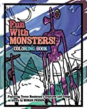 Fun With Monsters Coloring Book: Featuring Trevor Henderson's Creatures and Creeps