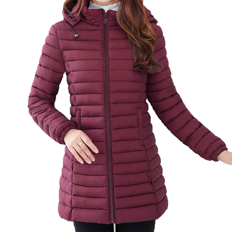 美しいです] コート レディース ロング ダウンコート ダウンジャケット 膝下 秋冬 ゆったり 防寒 防風