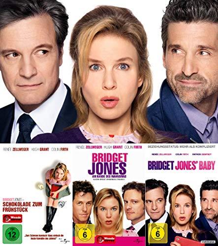 Bridget Jones - Film 1+2+3 im Set - Deutsche Originalware [3 DVDs]