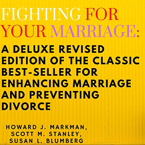 Fighting for Your Marriage  By  cover art