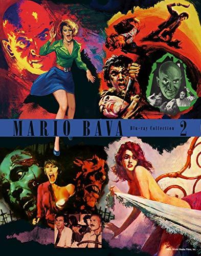 没後40年マリオ・バーヴァ大回顧 第II期 [Blu-ray]