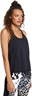 Rockwear Activewear Women's Urban Jungle Logo Trim Singlet from Size 4-18 for Singlets Tops