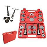 HG 22pc Disque Brake Caliper Piston Rewind Back Tool Kit de voiture universel Vent Back Car For