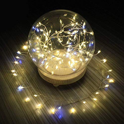 String Fairy Lights for Christmas Thanksgiving Valentines Party Home Bedroom Decoration (Style 2)