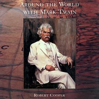 Around the World with Mark Twain audiobook cover art