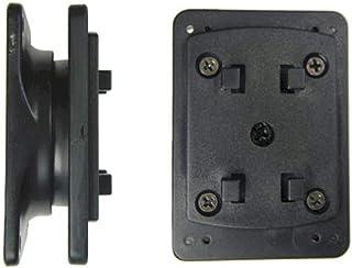 Brodit 215325 Montage Adapter, Schwarz