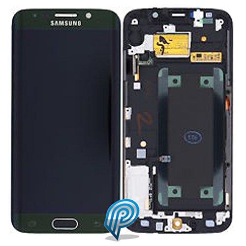 Samsung GH97-17162E - Front LCD Asm, Green, SM-G925 Galaxy S6 Ed