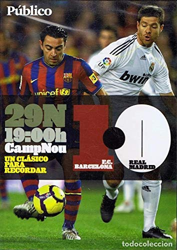 29 N 19:00 HS CAMP NOU - FC BARCELONA 1 - REAL...