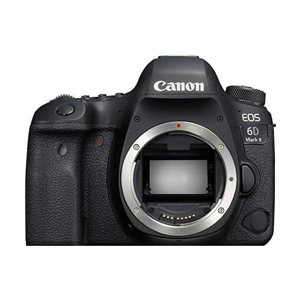RetinaPix Canon EOS 6D Mark II 26.2MP Digital SLR Camera Body