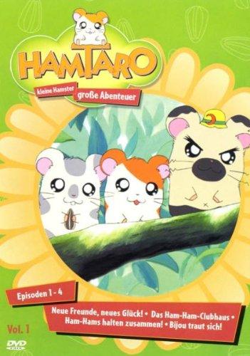 Kleine Hamster, große Abenteuer 01