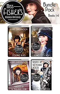 Miss Fisher's Murder Mysteries Bundle: Books 1-4