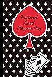 National Card Playing Day: December 28th   Dealer's Choice   Poker   Shuffling   Cut   Joker   Flush   Trick Taking Games   Gift For Card Players   Ante   Grand Slam  