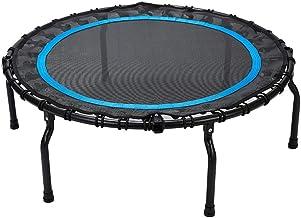 Trampoline 40 Inch Indoor Fitness Trampoline For Kinderen Volwassenen Kids Oefening Home Gym Rebounder Opvouwbare Kleine T...