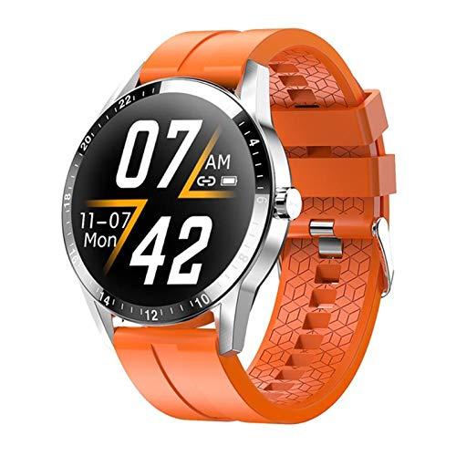 FZXL El Nuevo Reloj De Llamada G20 Llamada Bluetooth Pulsera Inteligente De 1,3 Pulgadas Círculo Completo Táctil Completo 290 MAH Batería Grande,F